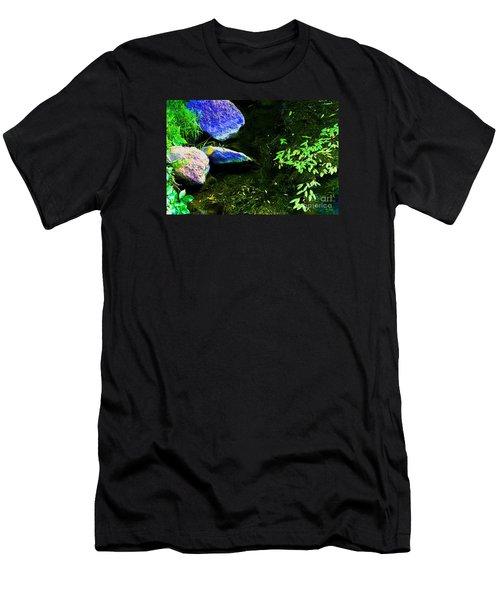 Just  A  Little  Zen -  Image  2 Men's T-Shirt (Athletic Fit)