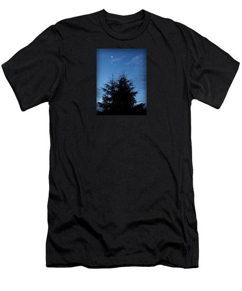 Just Before Sunrise Men's T-Shirt (Slim Fit) by Robin Regan