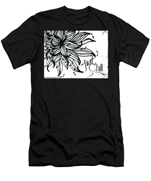 Just Chill Men's T-Shirt (Athletic Fit)