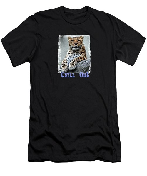 Just Chillin' Men's T-Shirt (Athletic Fit)