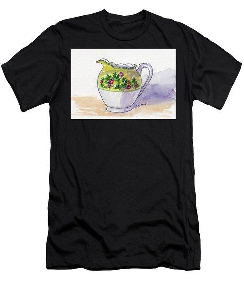Just Cream No Sugar Men's T-Shirt (Athletic Fit)