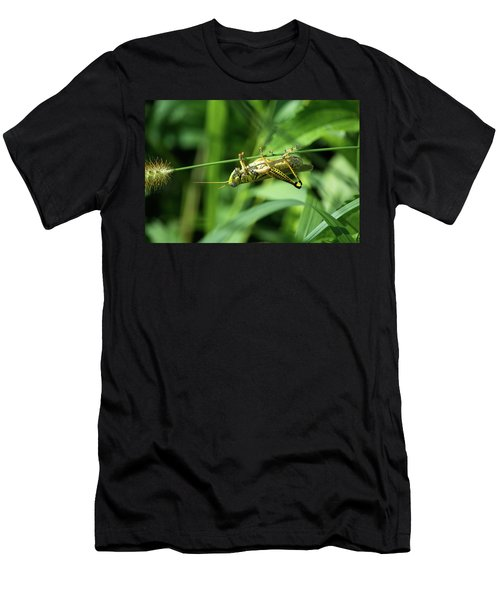 Just Hangin Around Men's T-Shirt (Athletic Fit)