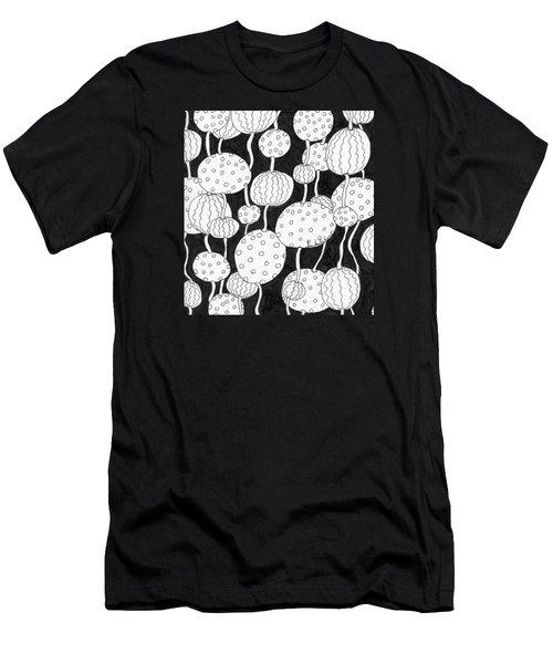Just Hanging Around Men's T-Shirt (Slim Fit)