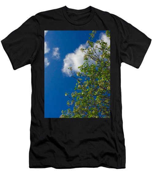 Just In Passing Men's T-Shirt (Athletic Fit)