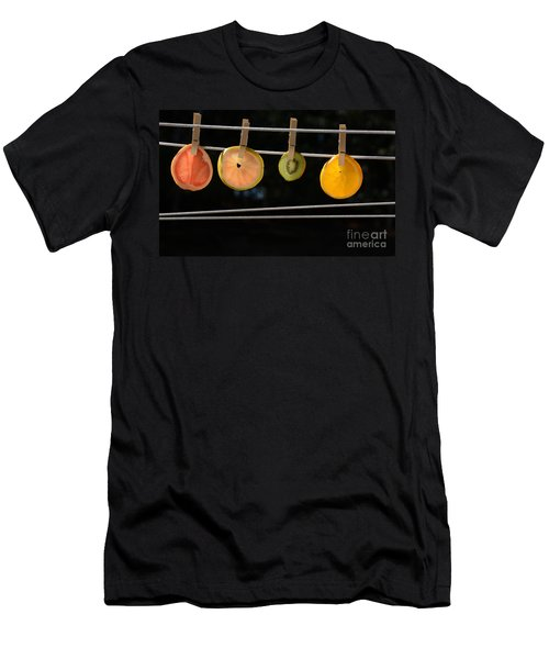 Just Juicin Around - Diet Men's T-Shirt (Athletic Fit)