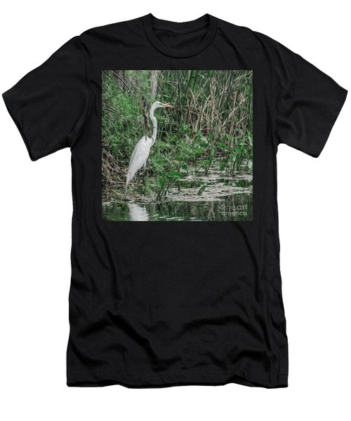 Just Wading Around Men's T-Shirt (Athletic Fit)