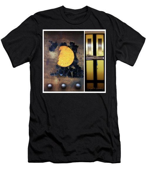 Juxtae #78 Men's T-Shirt (Slim Fit)