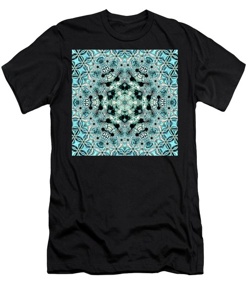 Men's T-Shirt (Athletic Fit) featuring the digital art Jyoti Ahau 996 by Robert Thalmeier