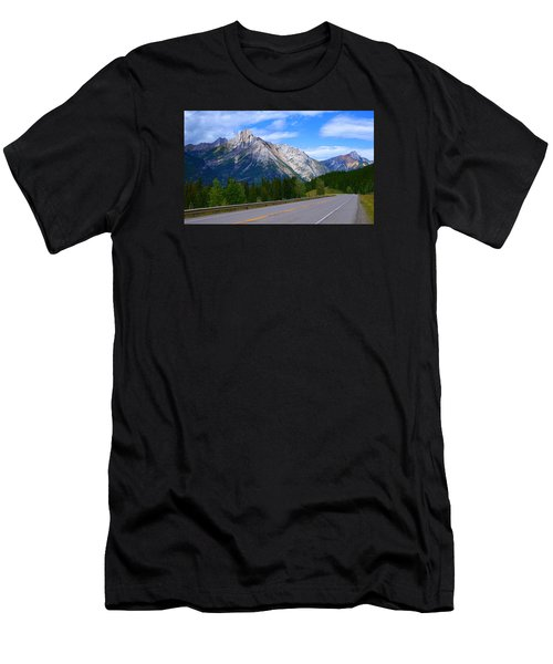 Kananaskis Country Men's T-Shirt (Athletic Fit)