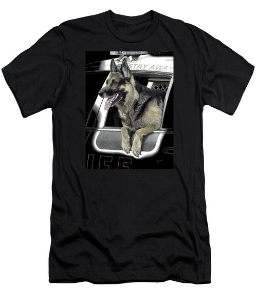 K9 Ronin Men's T-Shirt (Athletic Fit)