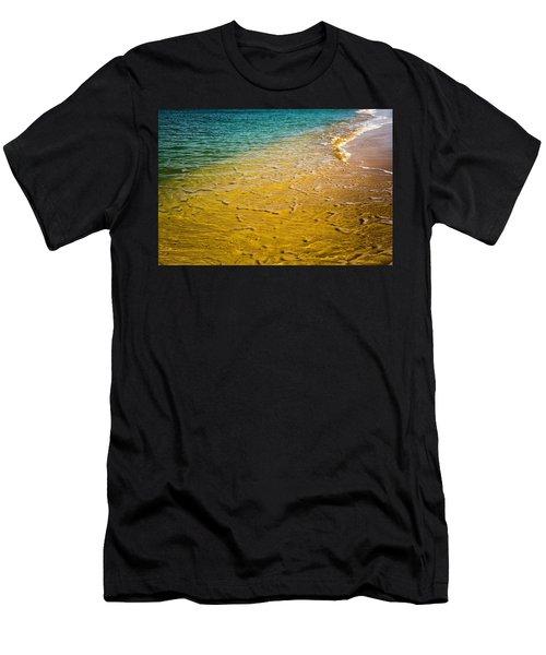 Kaanapali Beach Men's T-Shirt (Athletic Fit)