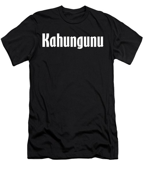 Kahungunu Men's T-Shirt (Athletic Fit)