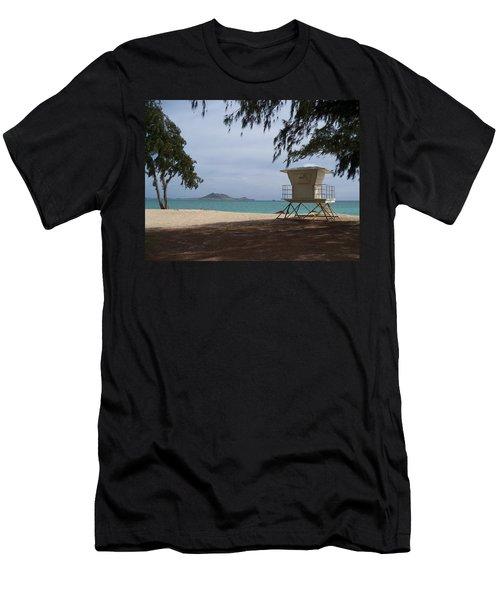 Kailua Beach Men's T-Shirt (Athletic Fit)