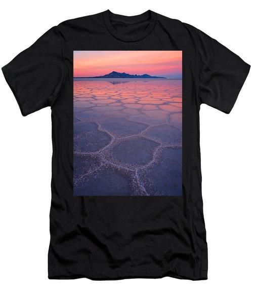 Kaleidocopic Men's T-Shirt (Athletic Fit)