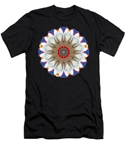 Kaleidos - Ptown02 Men's T-Shirt (Athletic Fit)
