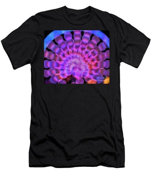 Kaleidoscope5 Men's T-Shirt (Athletic Fit)
