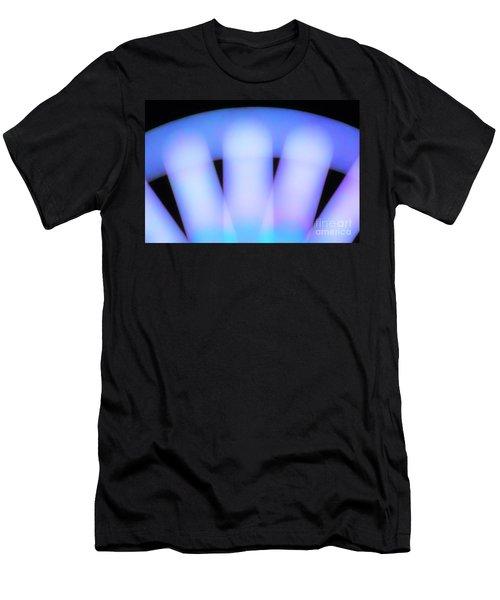 Kaleidoscope8 Men's T-Shirt (Athletic Fit)