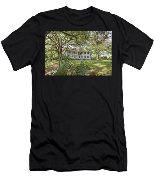 Kaminski House Museum Men's T-Shirt (Athletic Fit)