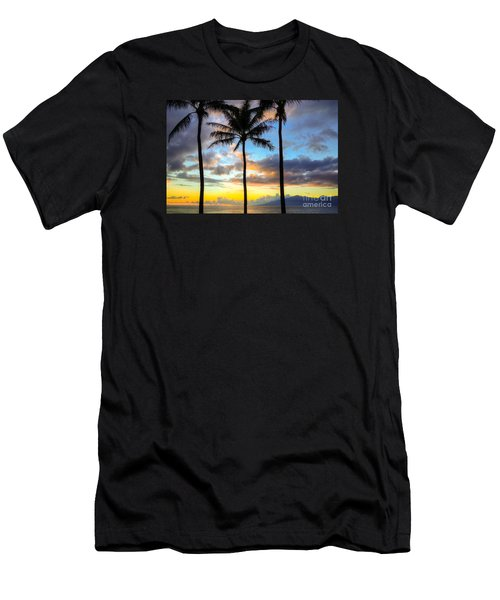 Kapalua Dream Men's T-Shirt (Slim Fit) by Kelly Wade