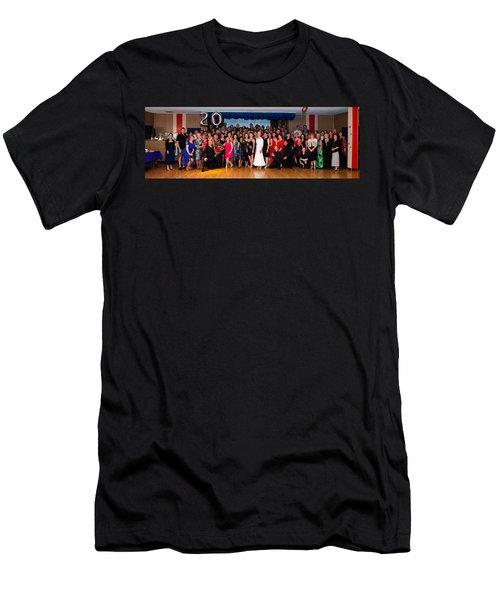 Kasper 20th Men's T-Shirt (Slim Fit) by Sebastian Musial