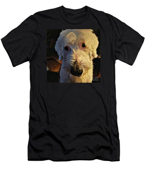 Katie Jean Lynn Men's T-Shirt (Slim Fit) by Jodie Marie Anne Richardson Traugott          aka jm-ART