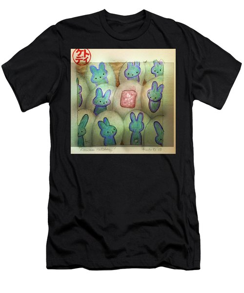 Kawaii Hatchery Men's T-Shirt (Athletic Fit)