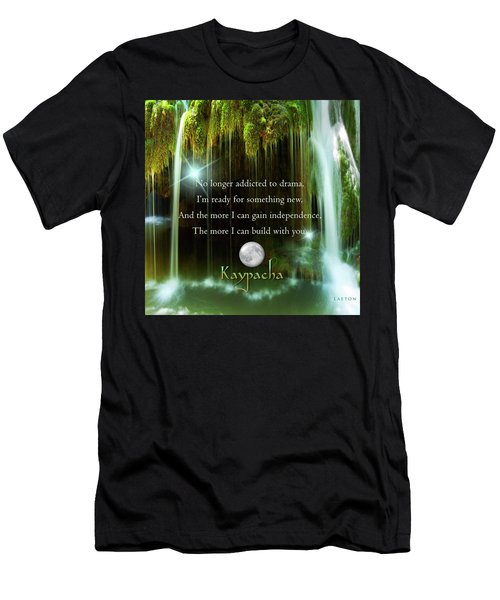 Kaypacha - November 10, 2016 Men's T-Shirt (Slim Fit) by Richard Laeton
