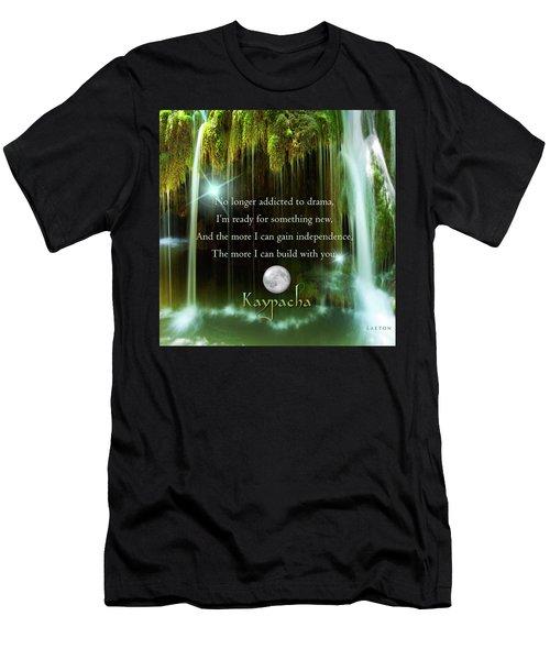 Kaypacha - November 10, 2016 Men's T-Shirt (Athletic Fit)