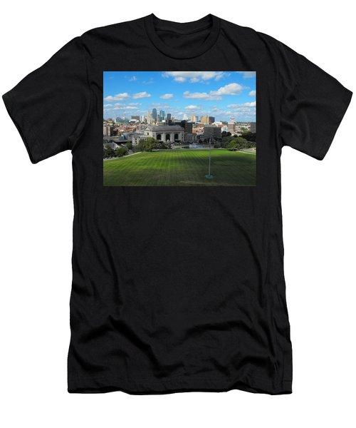 Kc Skyine Men's T-Shirt (Athletic Fit)