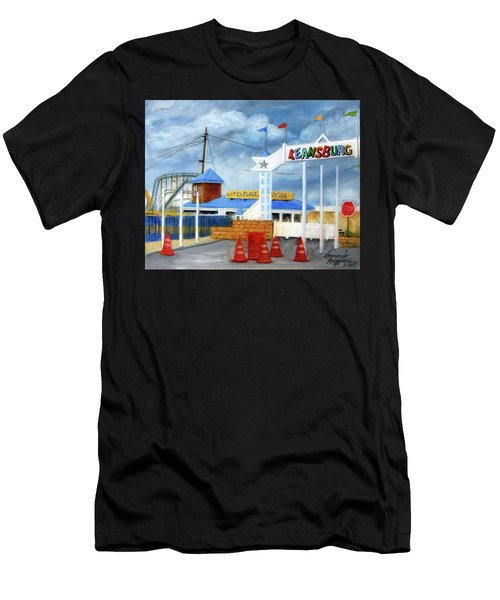 Keansburg Amusement Park Men's T-Shirt (Athletic Fit)