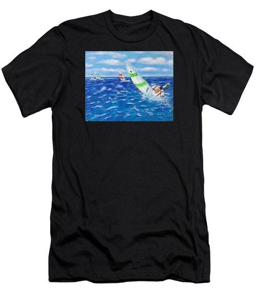 Keeling Men's T-Shirt (Athletic Fit)