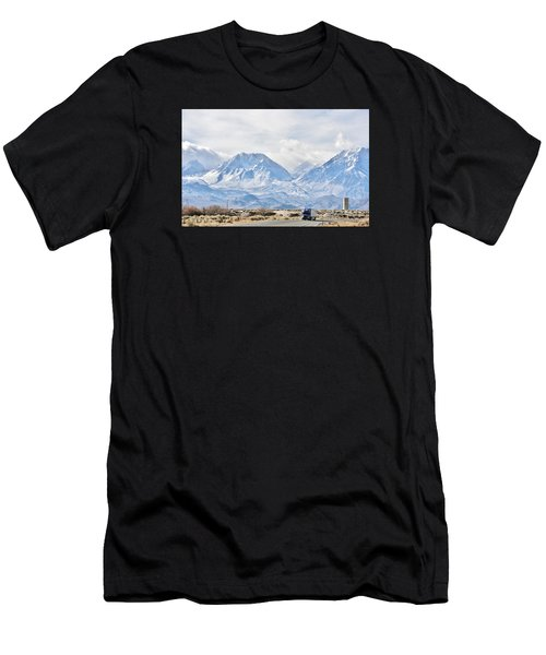 Keep On Trucking Men's T-Shirt (Athletic Fit)