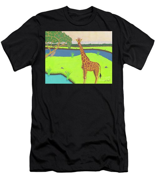 Keeping A Lookout Men's T-Shirt (Athletic Fit)