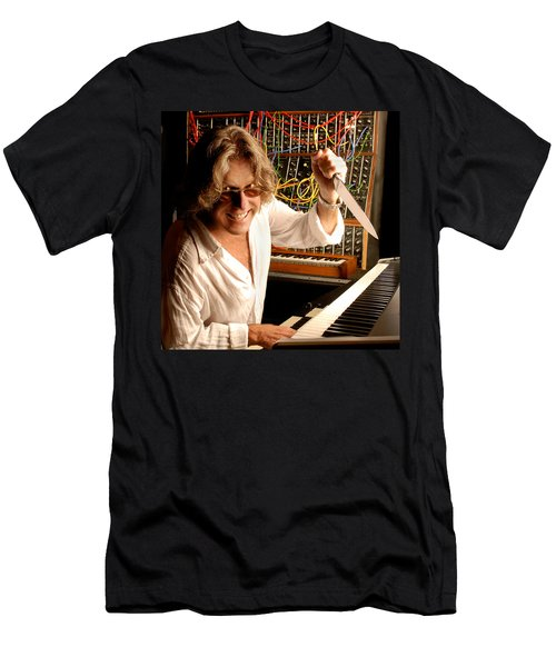 Keith Emerson By Gene Martin Men's T-Shirt (Athletic Fit)