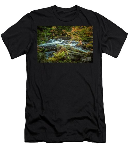 Kejimkujik National Park Men's T-Shirt (Athletic Fit)