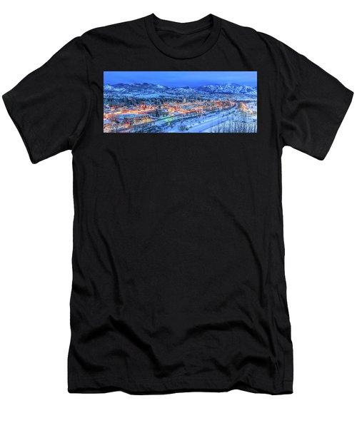 Kelly 2 Men's T-Shirt (Athletic Fit)