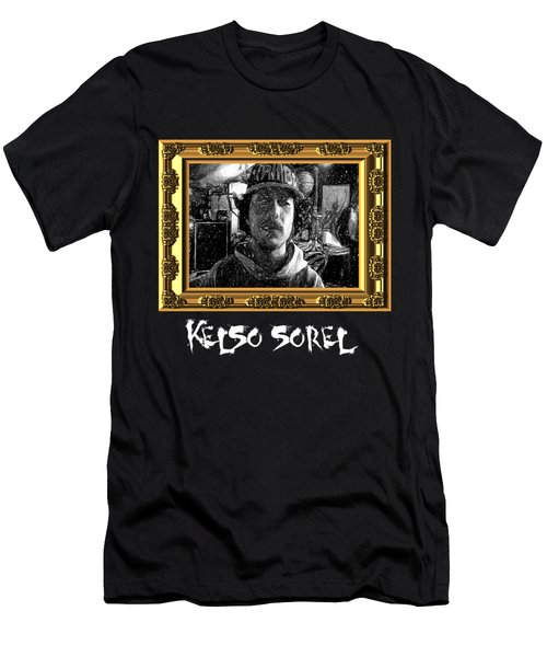 Kelso Sorel Men's T-Shirt (Athletic Fit)