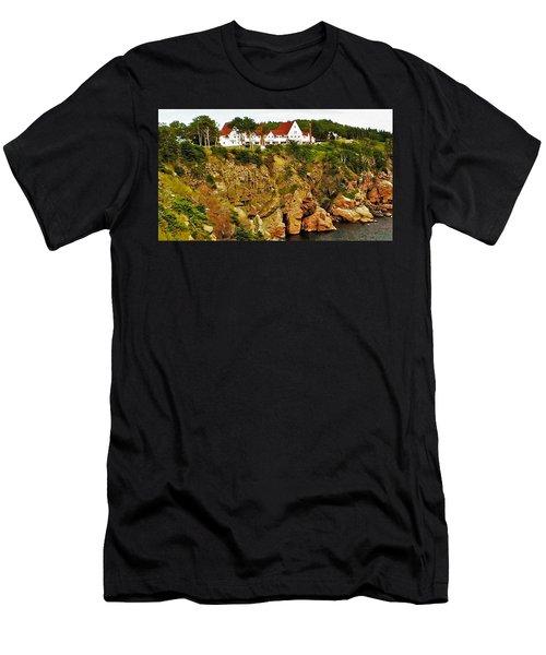 Keltic Lodge At Highlands 1 Men's T-Shirt (Athletic Fit)