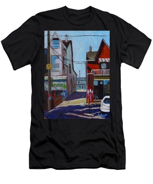 Kensington Market Laneway Men's T-Shirt (Athletic Fit)