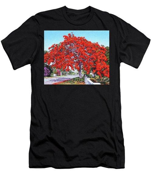 Kent Street - Nassau East Men's T-Shirt (Athletic Fit)