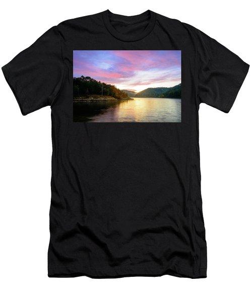 Kentucky Gold Men's T-Shirt (Athletic Fit)