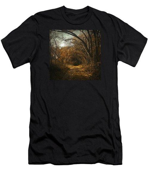 Kern River Preserve - December 2015-2 Men's T-Shirt (Athletic Fit)