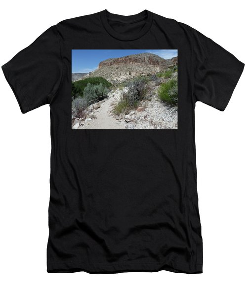 Kershaw-ryan State Park Men's T-Shirt (Athletic Fit)
