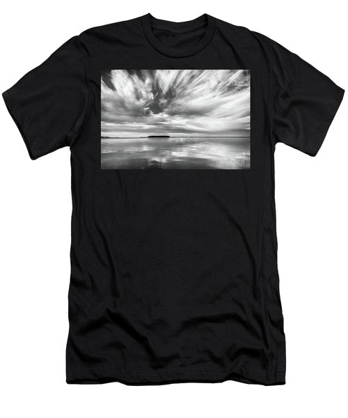 Key Largo Sunset Men's T-Shirt (Athletic Fit)