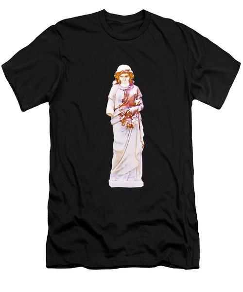 Key West Angel #1 Men's T-Shirt (Athletic Fit)