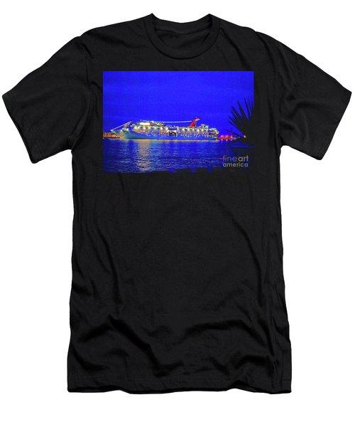 Key West Cruising  Men's T-Shirt (Athletic Fit)