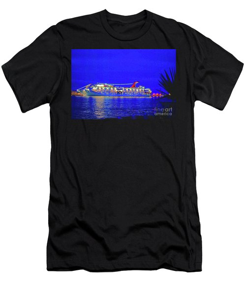 Key West Cruising  Men's T-Shirt (Athletic Fit)