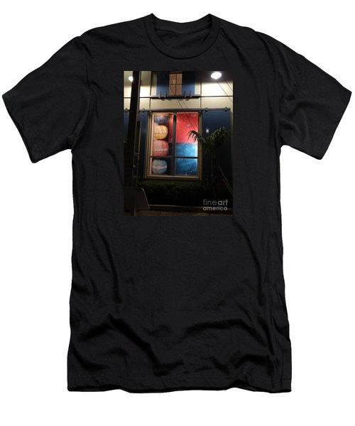 Key West Window Men's T-Shirt (Athletic Fit)