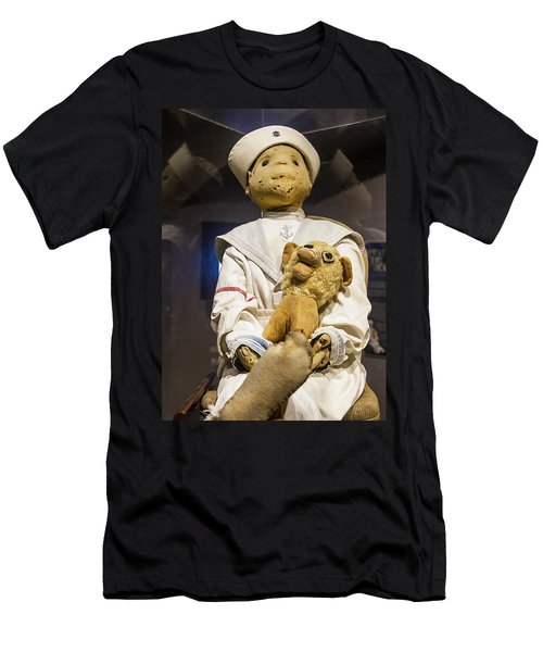 Key Wests Robert The Doll Men's T-Shirt (Athletic Fit)
