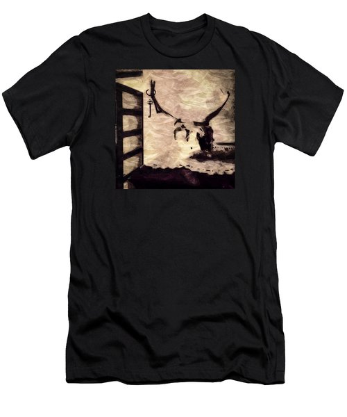Keys To My Heart 2 Men's T-Shirt (Athletic Fit)